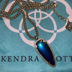 Kendra Scott Kimmy Arrowhead Pendant Necklace